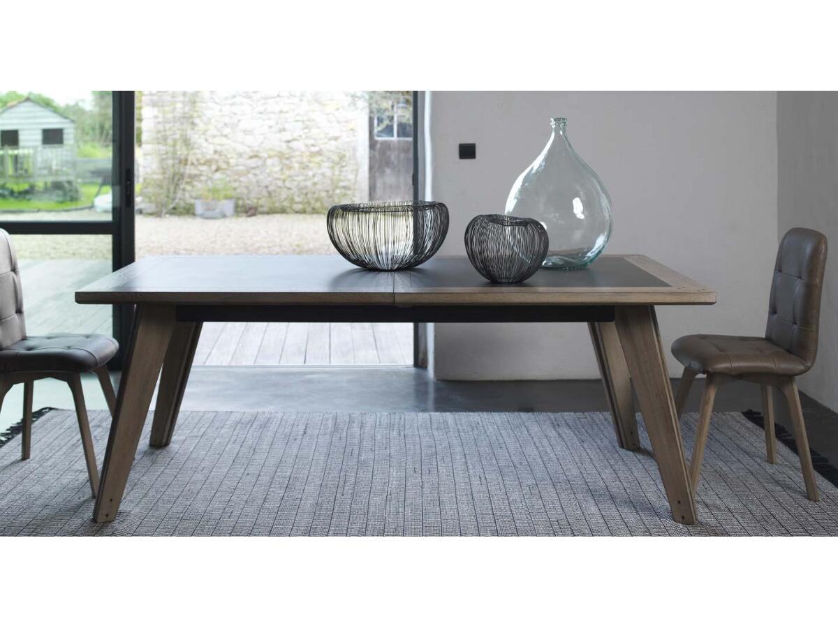 table repas dessus c ramique locmin. Black Bedroom Furniture Sets. Home Design Ideas